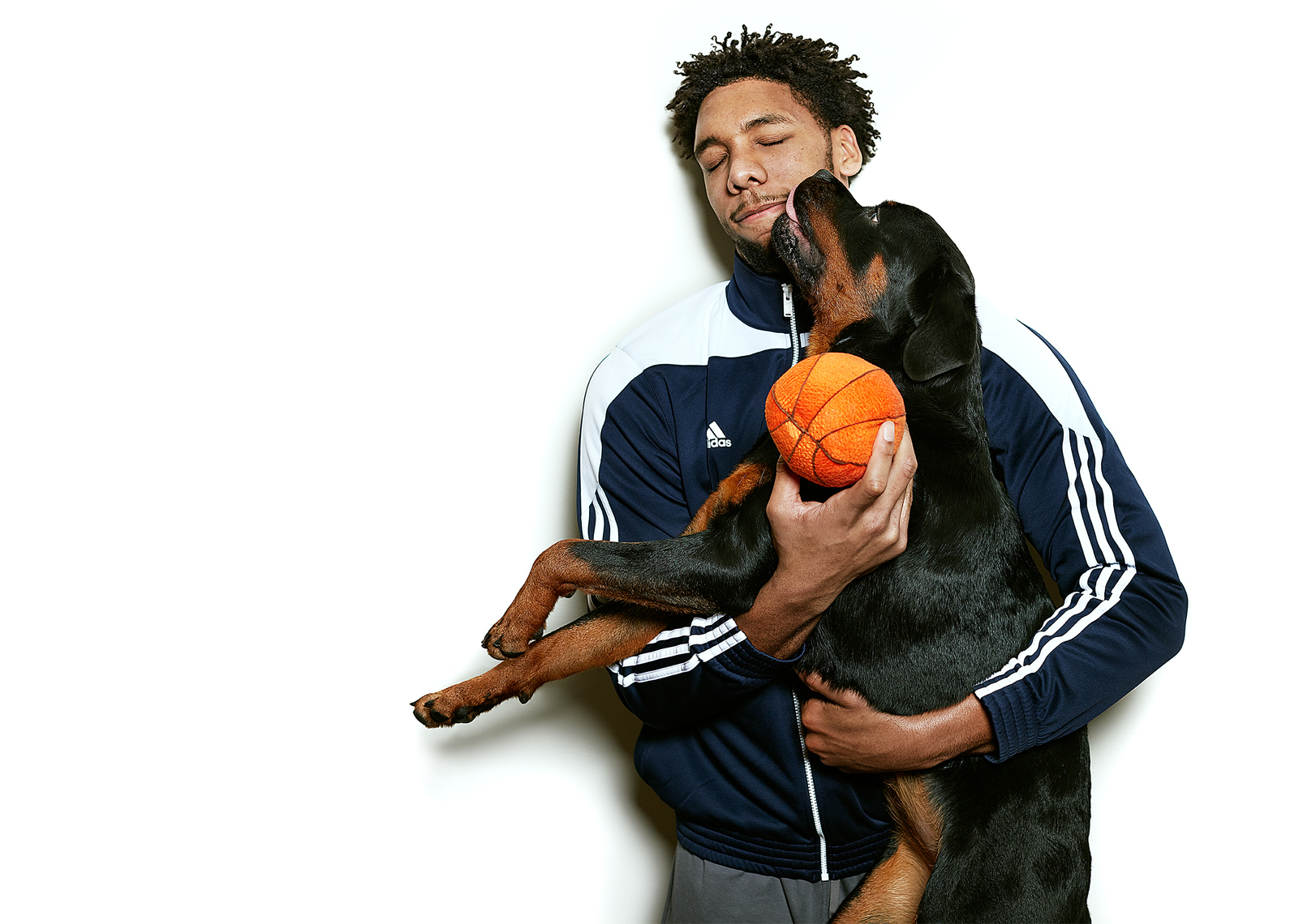 Sports Photographer STEVE BOYLE - Jahlil Okafor