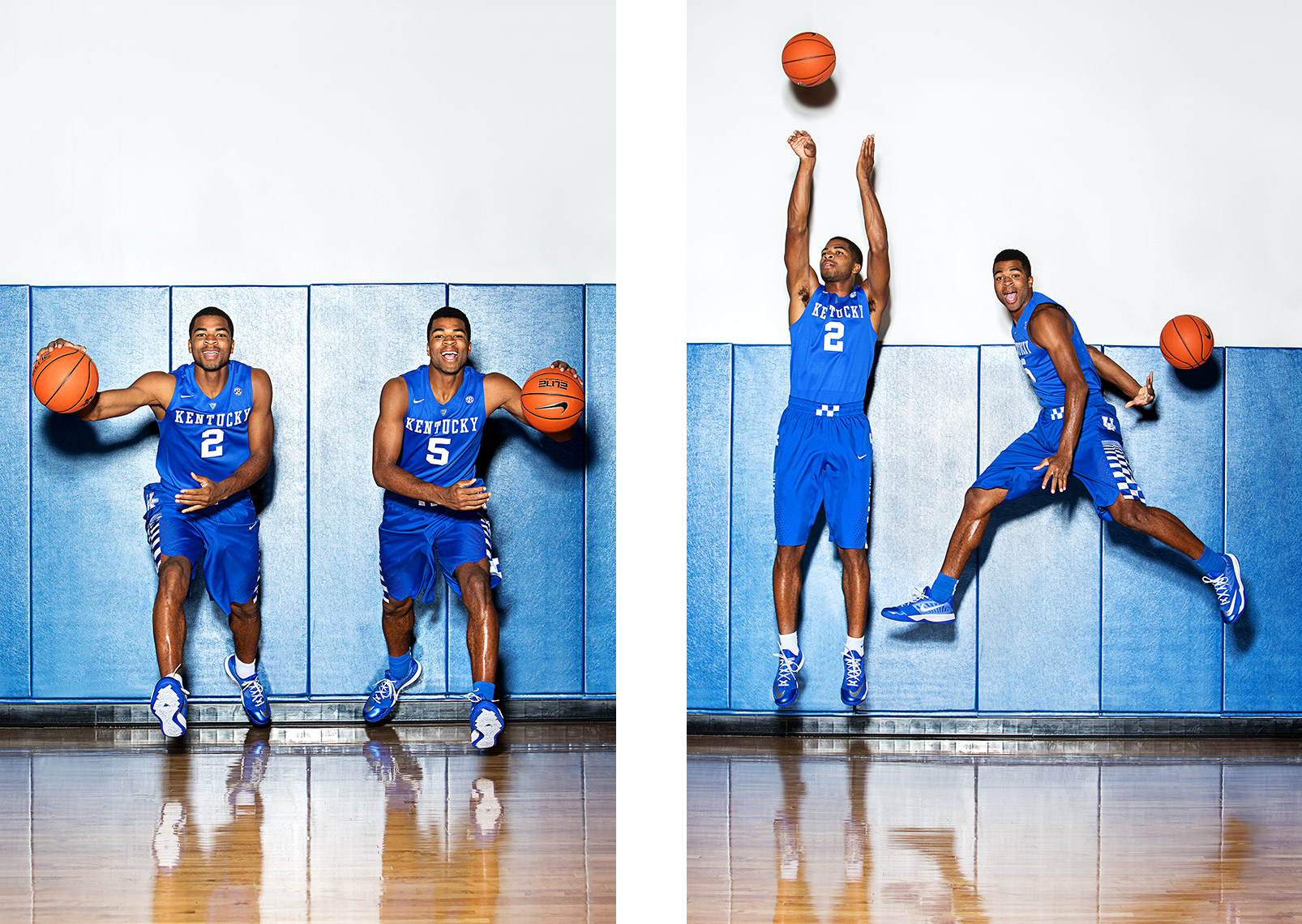 Philadelphia Photographer STEVE BOYLE - Kentucky Basketballl