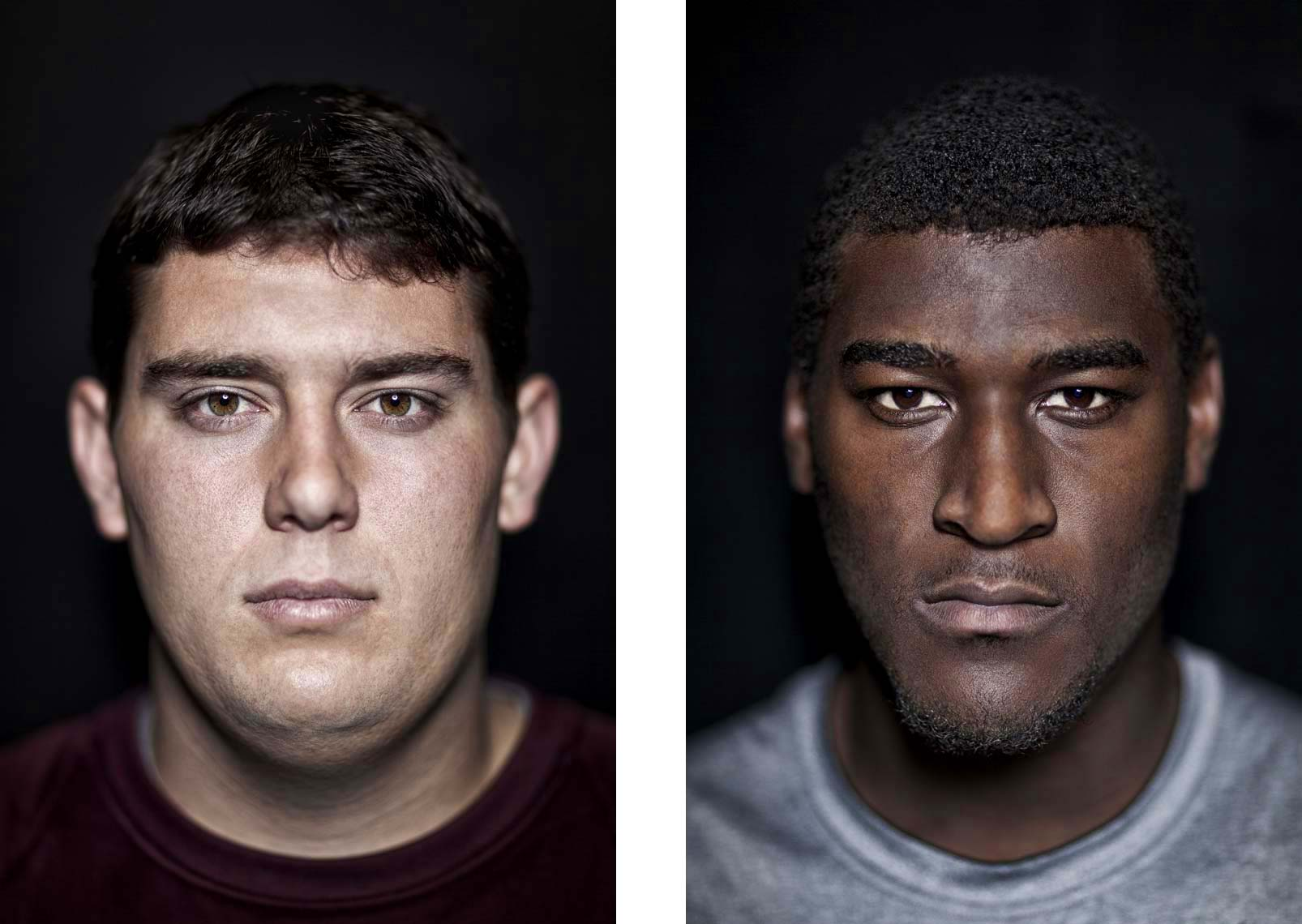 Philadelphia Photographer STEVE BOYLE - Randy Bullock, Justin Blackmon