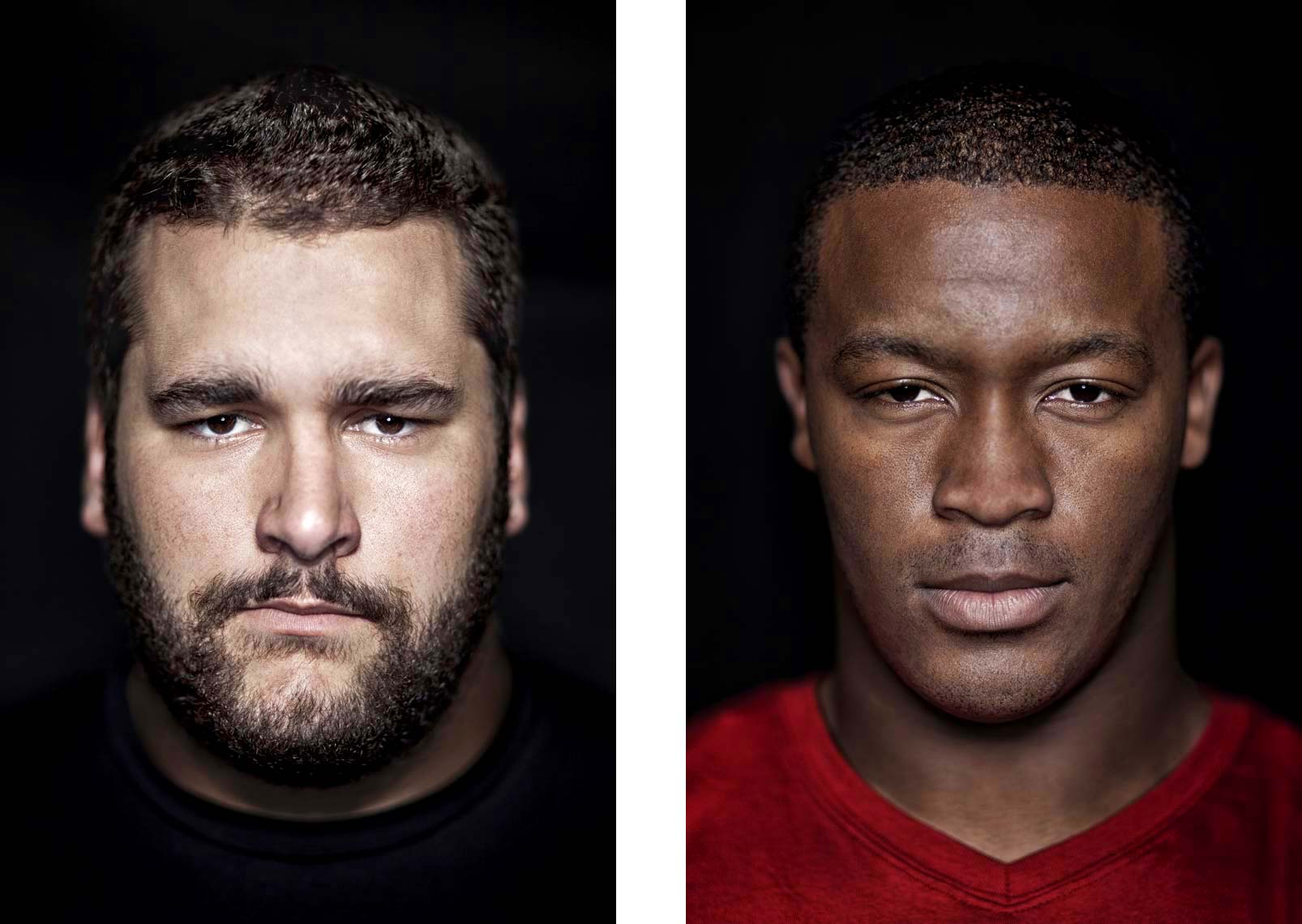 Philadelphia Photographer STEVE BOYLE - Matt Kalil, Demaryius Thomas