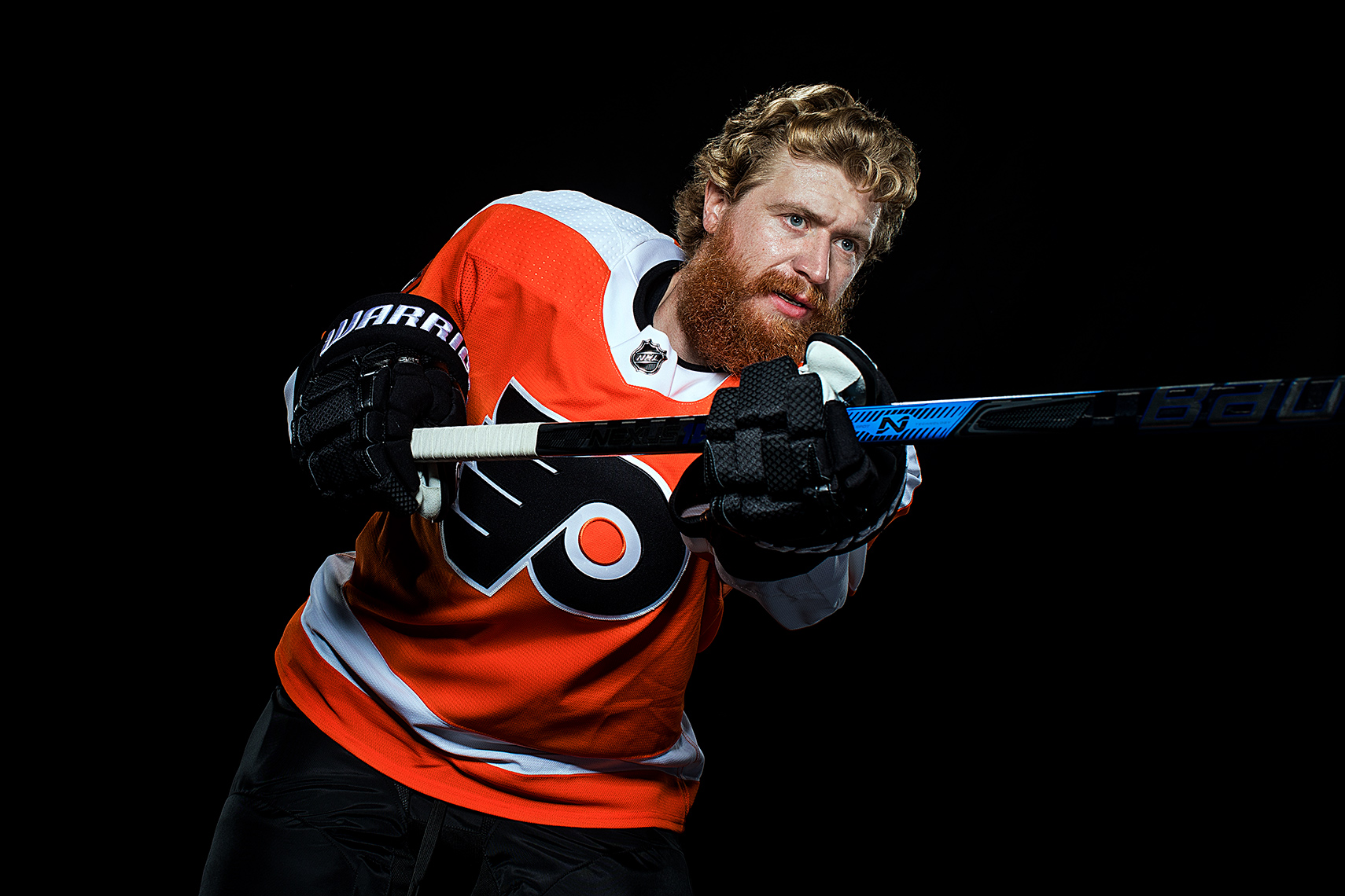 Philadelphia Photographer STEVE BOYLE - Philadelphia Flyers Hockey
