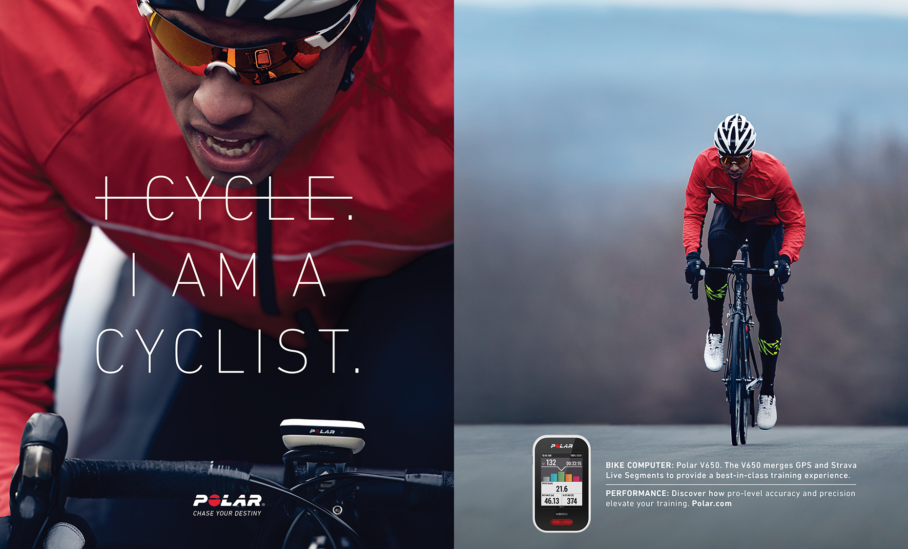 Philadelphia Photographer STEVE BOYLE - Polar Heartrate Monitors, Fitness Trackers and GPS Watches - Cycling