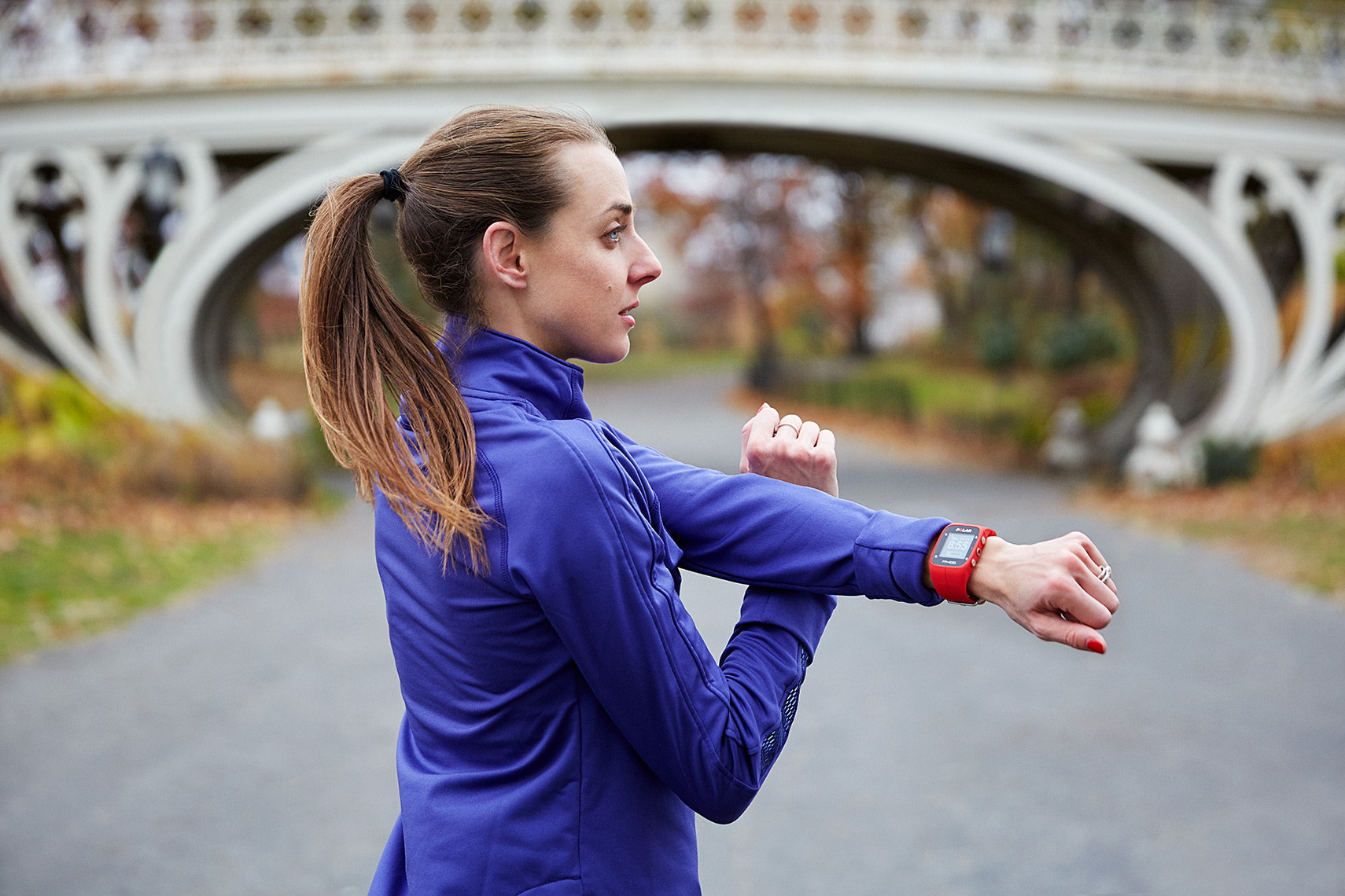 Philadelphia Photographer STEVE BOYLE - Polar Heartrate Monitors, Fitness Trackers and GPS Watches - Molly Huddle - Running