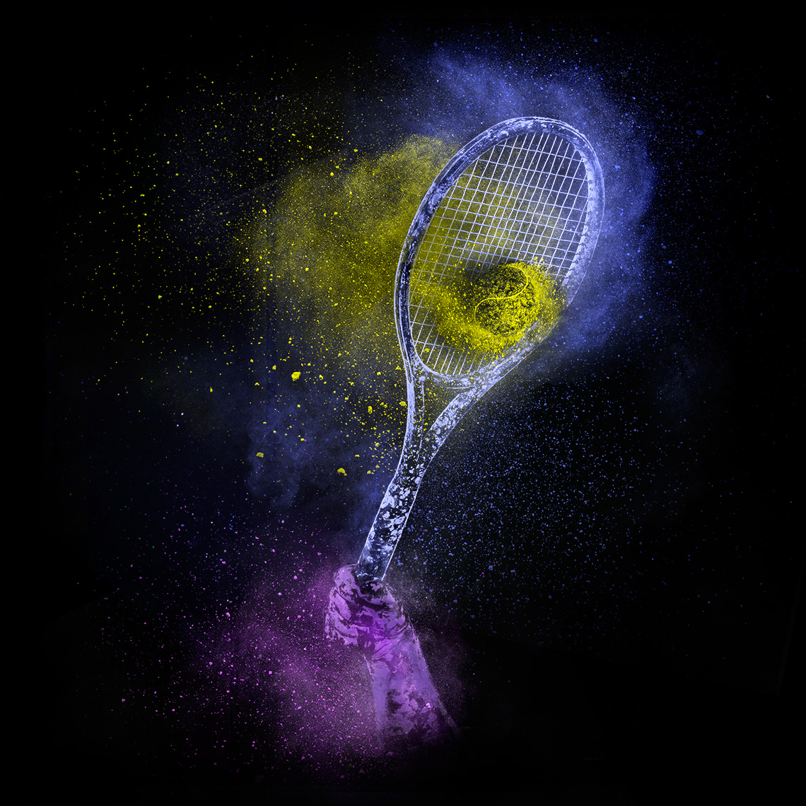 Philadelphia Photographer STEVE BOYLE - Powder Sports - Tennis