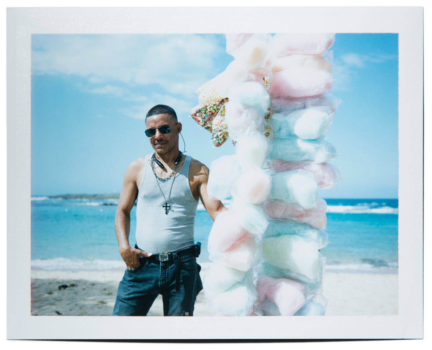 Sports Photographer STEVE BOYLE - Personal Travel Polaroids