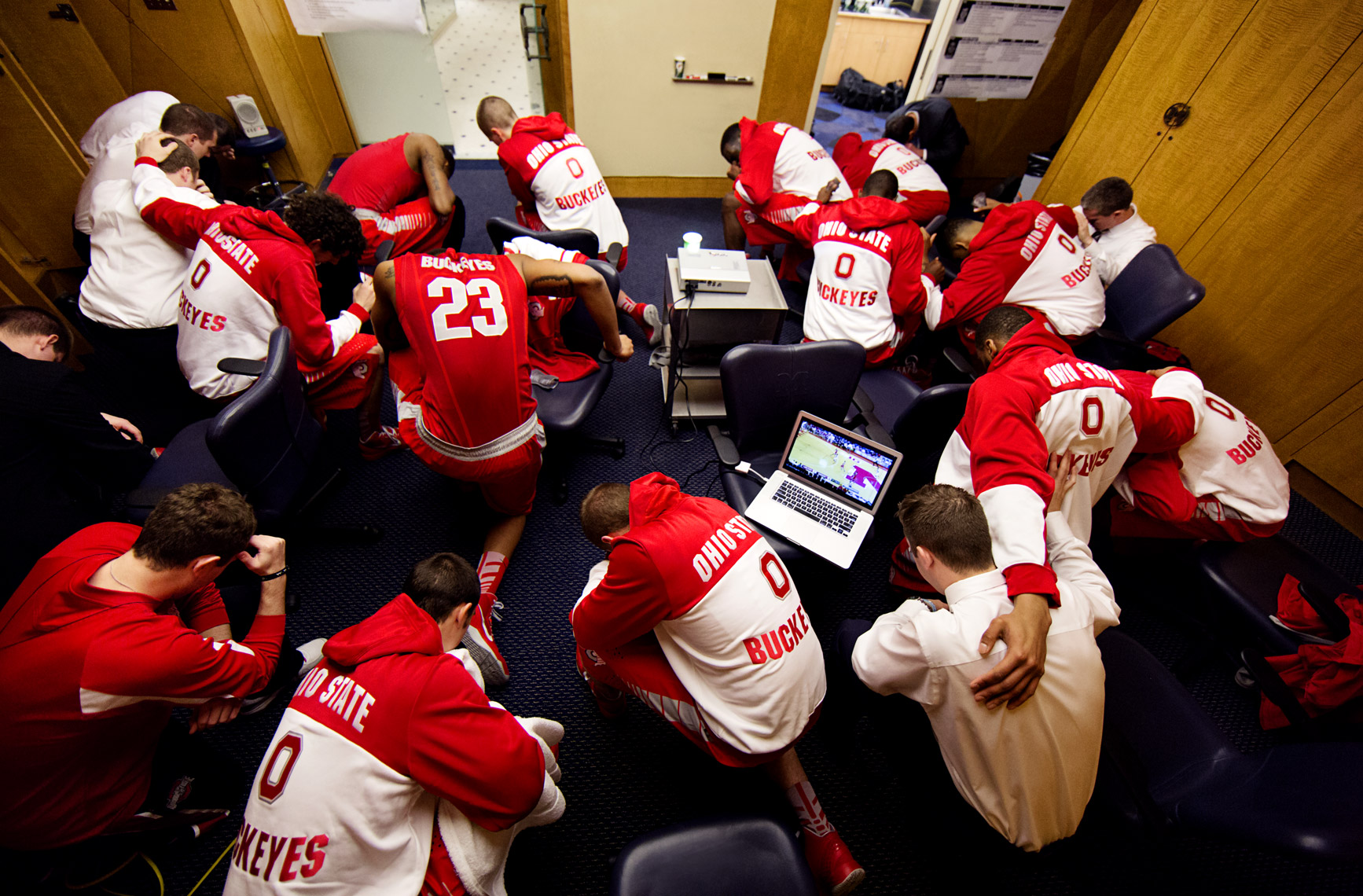Philadelphia Photographer STEVE BOYLE - Ohio State Basketball